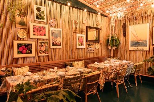 Tiki Lounge @ Leo's Oyster Bar