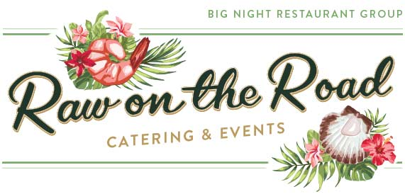 Raw on the Road - Catering & Events
